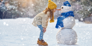 Snow for Kids Activities in the  1